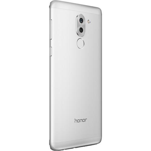 "Huawei Honor 6X Unlock - 5.5"" - Moonlight Silver | ActForNet"