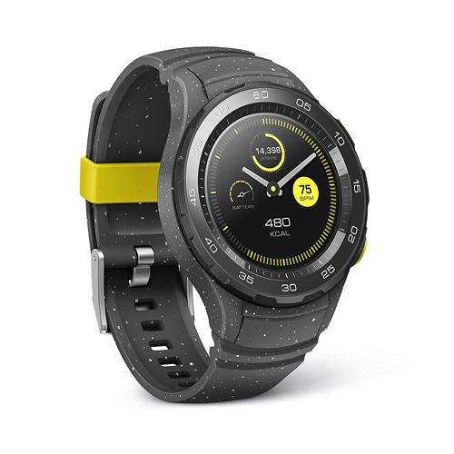 Huawei Watch 2 Leo-B09 - Concrete Grey | ActForNet