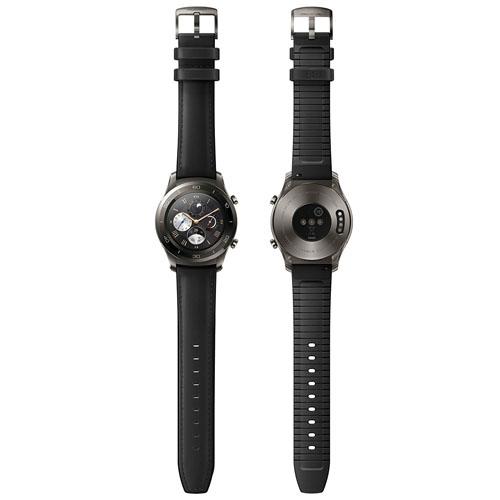 Huawei Watch 2 Classic Leo-B19 - Titanium Grey | ActForNet